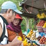 Bargaining for Goods in Bali