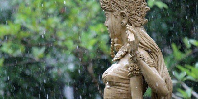 Rainy Season in Bali